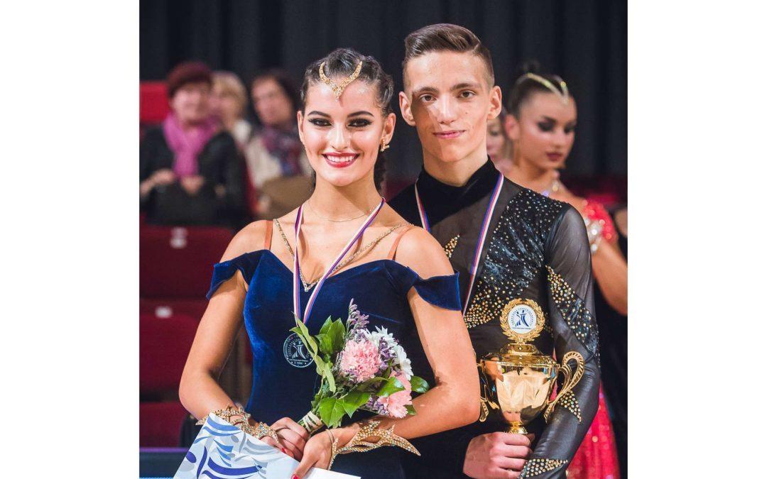Historický úspěch pro český taneční sport