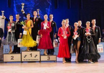Super taneční liga města Olomouce 26.8.2017 _5 StarDance One